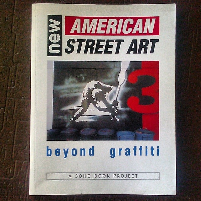 My character from 1987 just made the cover of the newest Miami Graffiti book but before all the hype I rocked a two page spread in this book from 1998, like if you wanna see the inside spread #hec1love #hec1 #hecone #heconelove #beforethehype #pioneer  #streetartist #streetart #oldschool #hashtaghappy