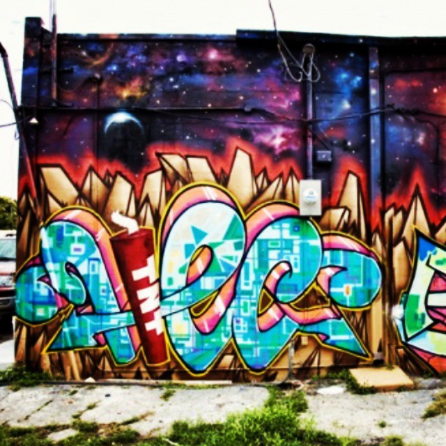 Throwback ThursdayBlowing up like TNT with the boys from AIM crew in 2010 with special guest @miamifresh84#miamilegends #miamigraffiti #heconelove #Hec #hec1love #spraycanart #thisisallthereis #thehustle #miamihistory #graffporn #graffiti #oldschool #instapic #picoftheday #loveism #thirtyyearsinthegame #instagraff #streetartist #streetart #streetartdubai #streetculture